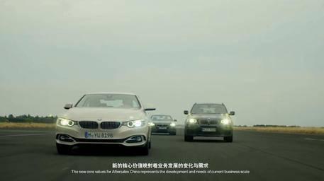 BMW市場分析技術說明片