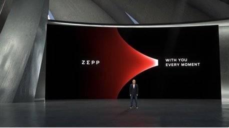 華米zepp發布會視頻